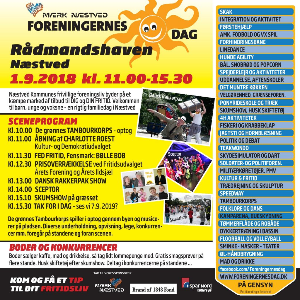 foreningernesdag næstved